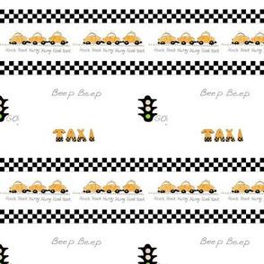 Honk Honk Hurry Hurry Taxis