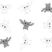 #Bat by Milly