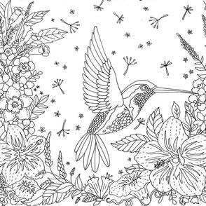 hummingbird bob
