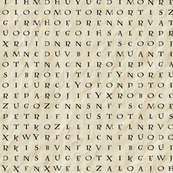 Word Search: Spells on Parchment