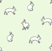 white_rabbits_on_green