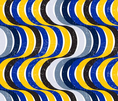 Mod Party fabric by orangefancy on Spoonflower - custom fabric
