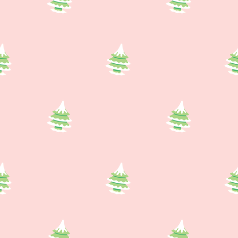 Hunting for the Perfect Tree fabric by crystal_whitlow on Spoonflower - custom fabric