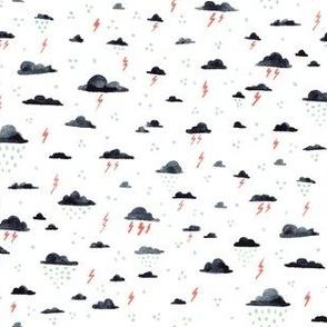 Tiny Thunderstorms