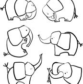 elephants_black_on_white