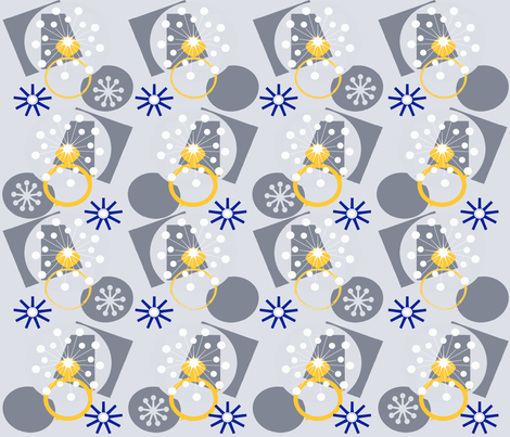 WINTER_MOD_19-2-01 fabric by soobloo on Spoonflower - custom fabric