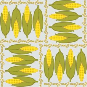 Corn (silver)