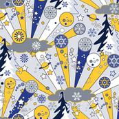 Mod Winter Snow