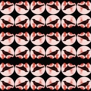 Crows (with red)