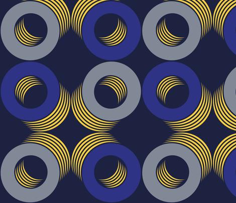 Winter_Mod fabric by lisahilda on Spoonflower - custom fabric