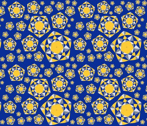 winter_blues fabric by stargazingseamstress on Spoonflower - custom fabric