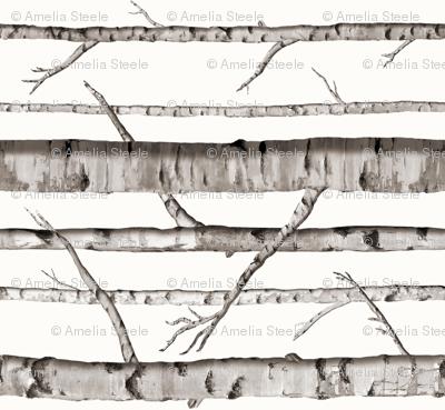 Railoraded Birch Grove