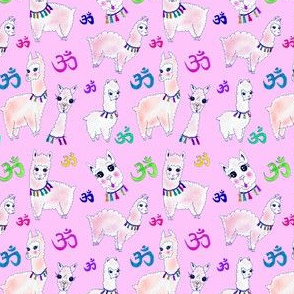 Llama-ste
