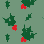 Holiday Holly Berry