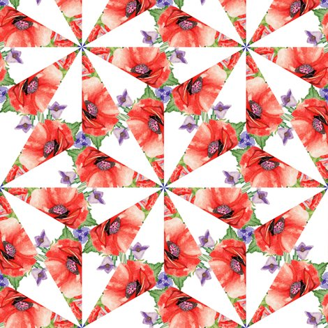 Rrrrretro_poppy_triangles_on_white_by_floweryhat_by_floweryhat_shop_preview