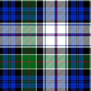 Colquhoun dress tartan, 6""