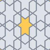 Winter Mod Moroccan tile