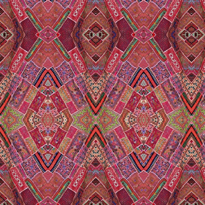 Autumn Country Patchwork  2