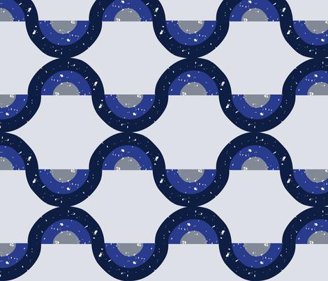 Winter Mod fabric by jvasquez on Spoonflower - custom fabric