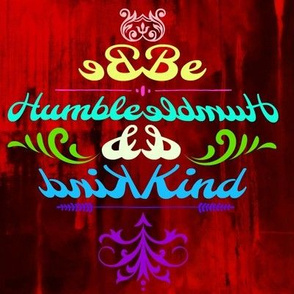 Be Humble & Kind
