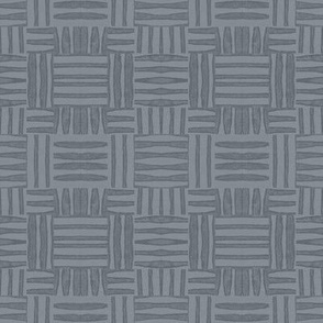 crosshatch gray on gray