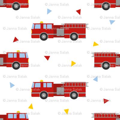 Mod Firetruck
