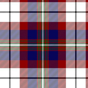 Oliver dress dance tartan, 6""