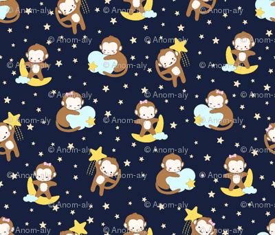 Night Night My Little Monkey [SMALL]