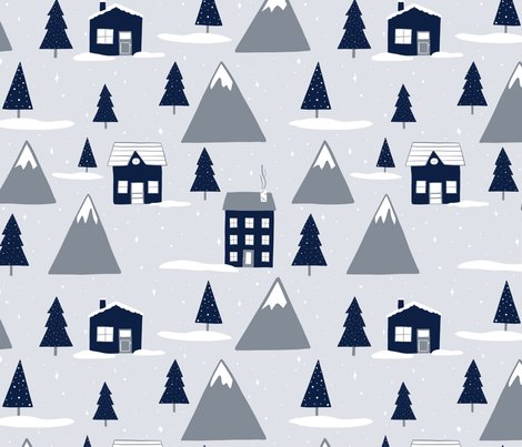 Rspoonflower_challenge_gray_winterland_6x6_shop_preview
