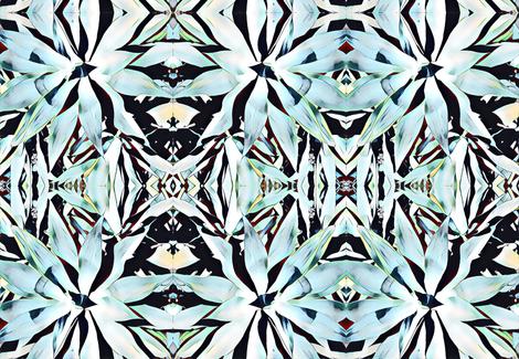 prickly fabric by floraryfabrics on Spoonflower - custom fabric