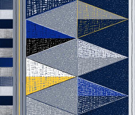 Shine On... fabric by stitchyrichie on Spoonflower - custom fabric