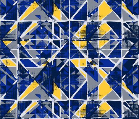 Winter_Mod_2017 fabric by rosemary_alvares on Spoonflower - custom fabric