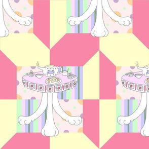 Tea Time Set Pink
