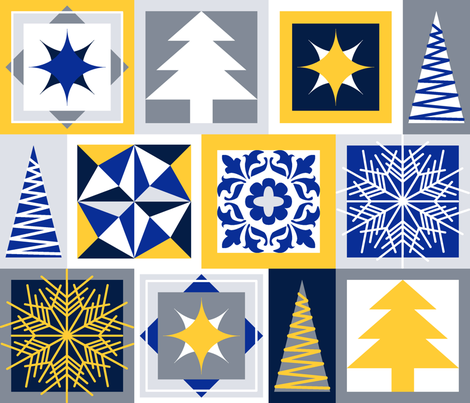 The_Winter_Colors fabric by svetlana_kononova on Spoonflower - custom fabric