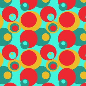 Lone Flower: Circles