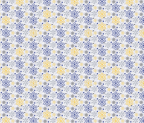 WINTER_MOOD fabric by melluciani on Spoonflower - custom fabric