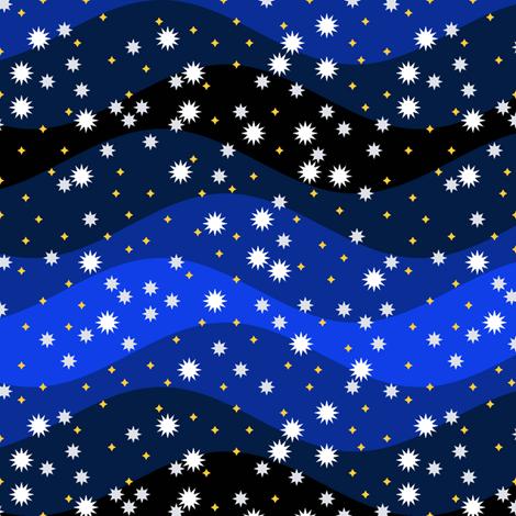 06918981 starry winter night sky wallpaper sef for Night sky material
