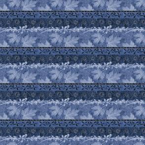 Washed Blue Floral