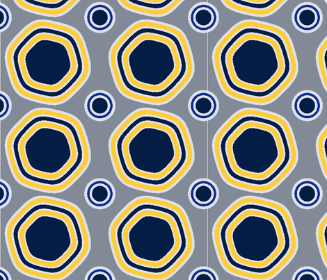 mod2 fabric by lalaurasx3 on Spoonflower - custom fabric