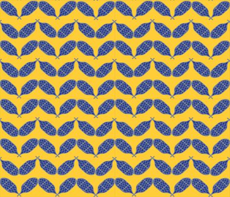 mod_snowshoe_chevron fabric by meg_sharie on Spoonflower - custom fabric