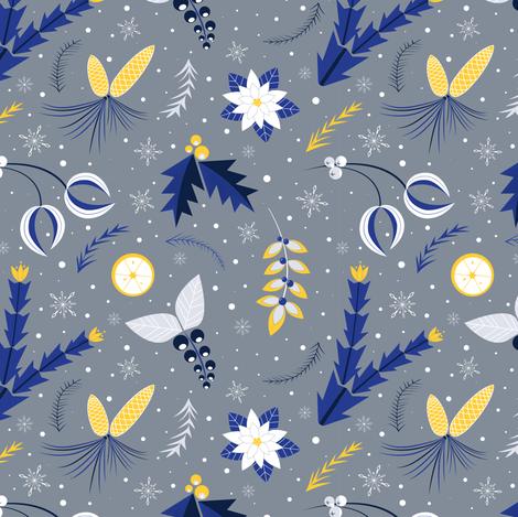 Winter_Wonderland_Limited_Spoon-01 fabric by juniperr on Spoonflower - custom fabric