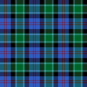 """MacTaggart tartan #1, 6"""""""