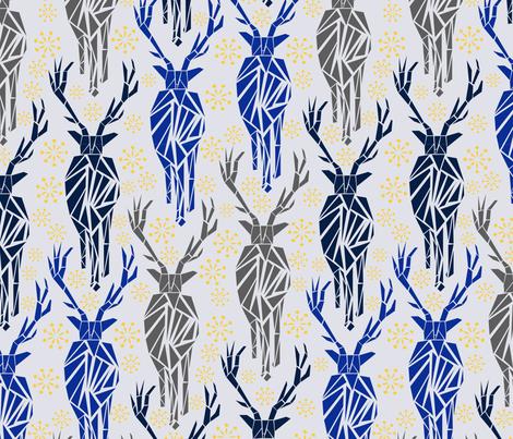 winter_scene fabric by mrsmarty on Spoonflower - custom fabric