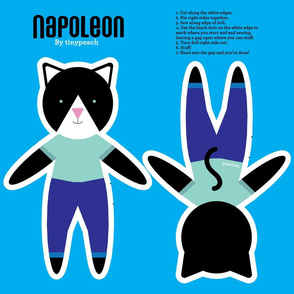 Napoleon Cat Cut and Sew