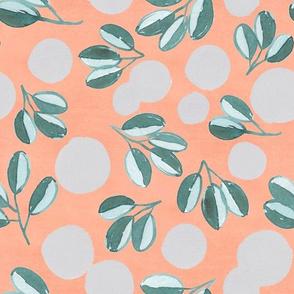 Modern Magnolia (Pink)