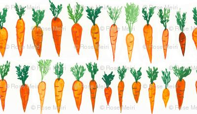 Itty Bitty Carrot City