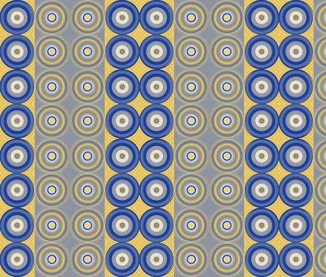 limited_colour_palette fabric by katebartholomew on Spoonflower - custom fabric
