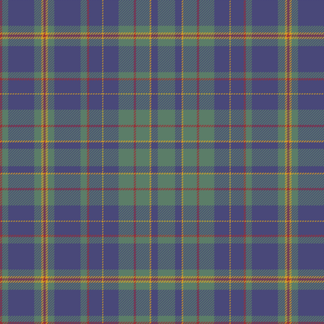 "Platt tartan, 6"" fabric by weavingmajor on Spoonflower - custom fabric"