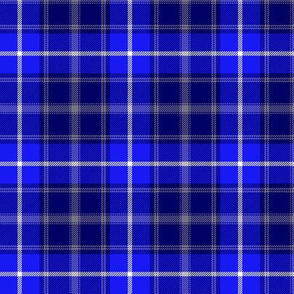 South Carolina tartan, 3""