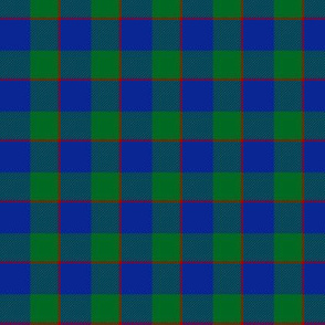 "Ferguson tartan, 1.5"" (from early 1800s)"